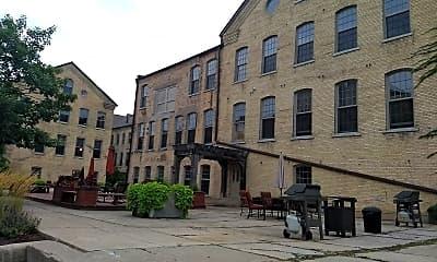 Historic Lincoln Mills, 0
