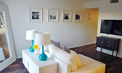 Living Room, College Town, 1