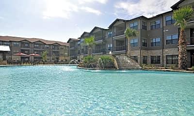 Pool, Legacy Brooks Resort Apartments, 0