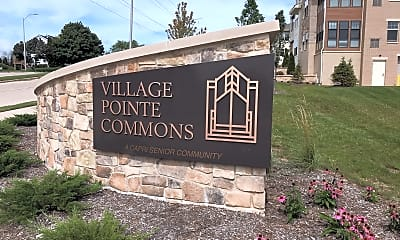 Village Pointe Commons, 1