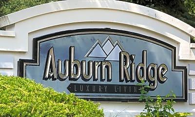 Auburn Ridge Townhomes, 1
