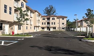 Building, Amelia Oaks, 1