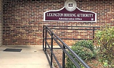 Lexington Housing Authority, 1