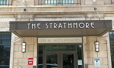 STRATHMORE APARTMENTS, 1