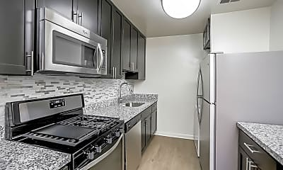 Kitchen, Steeplechase Apartment Homes, 1