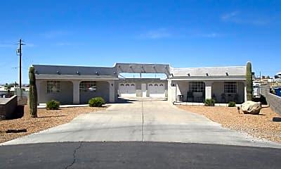 Building, 3571 El Rey Ln B, 1