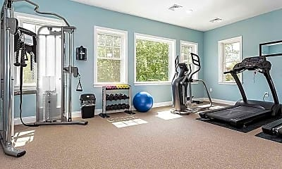 Fitness Weight Room, 855 Main St, 2