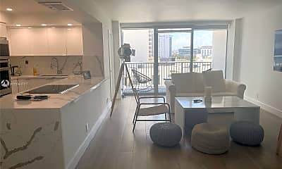 Living Room, 2655 Collins Ave 708, 0