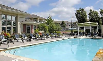 Pool, Corbin Crossing Apartments, 0