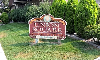 Union Square Apartments, 1