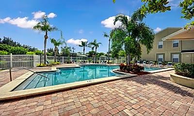 Pool, Runaway Bay, 1