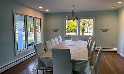 Dining Room, 501 Parker Ave, 1