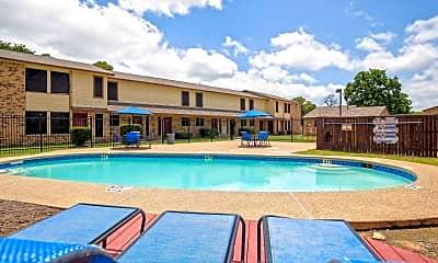 Pool, Enclave on Pioneer Apartments, 0