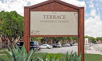 Community Signage, The Terrace Apartment Homes, 2