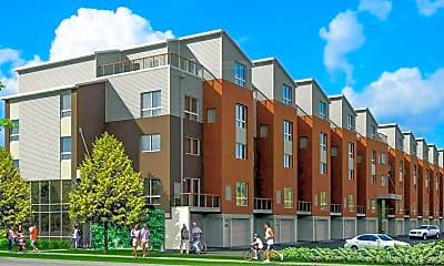 Amber Town Center Townhomes and Lofts, 1