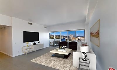 Living Room, 7135 Hollywood Blvd 1108, 1