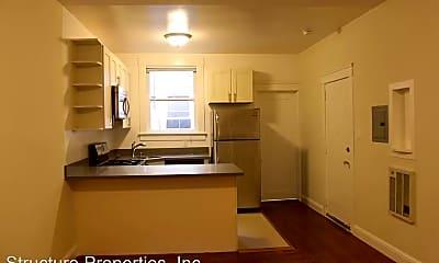 Kitchen, 1460 Sutter St, 1