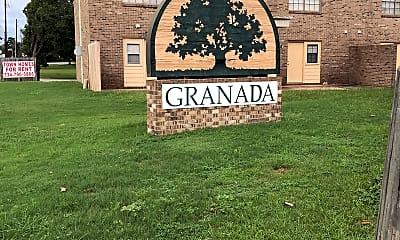 Granada Apartments, 1
