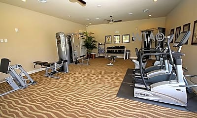 Fitness Weight Room, 1811 Medical Pkwy, 2