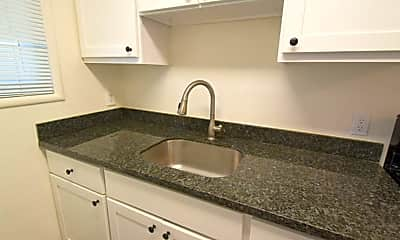 Kitchen, 520 D St, 2
