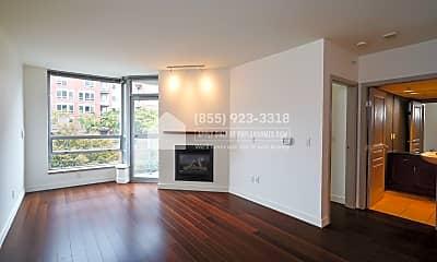 Living Room, 2929 1St Ave 418, 1
