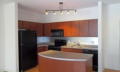 Kitchen, Loring Park Apartments, 2