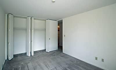 Bedroom, Westview Apartments, 2