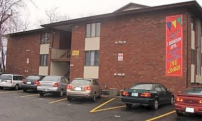 Building, 224 S Salisbury St, 0
