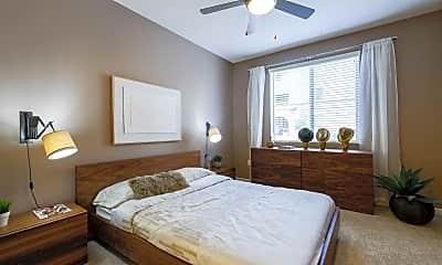 Bedroom, Solterra Ecoluxury Apartments, 2