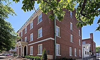 Building, 615 Lindsay, 1