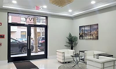Living Room, 4710 Park Ave 405, 1