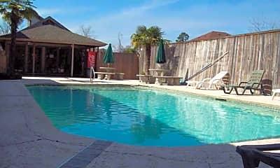 Pool, Creekwood Townhomes, 2