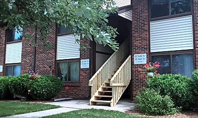Building, The Ivy Lane Apartments, 0