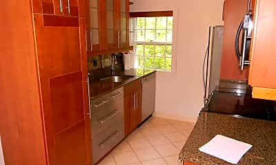 Kitchen, 3930 Langley Ct NW F642, 1