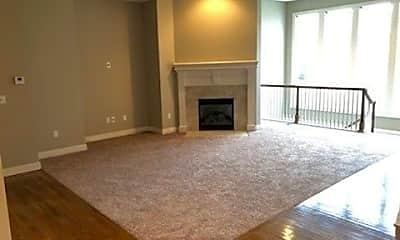Living Room, 11864 S Hallet St, 1