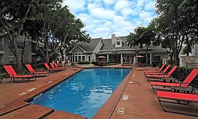 Pool, Villas at Bandera, 0