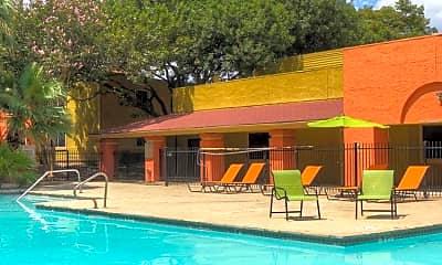 Pool, Aspire Apartments, 0