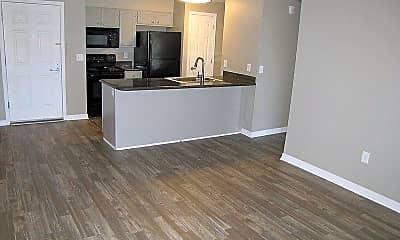 Kitchen, 343 500 E, 1
