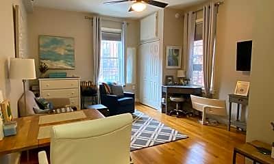 Living Room, 435 Marlborough St 3, 1
