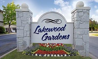 Community Signage, Lakewood Gardens, 2
