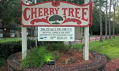 Cherry Tree Apartments, 1