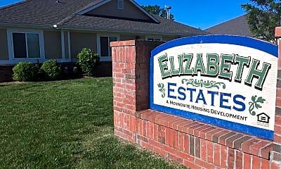 Building, Elizabeth Estates, 0
