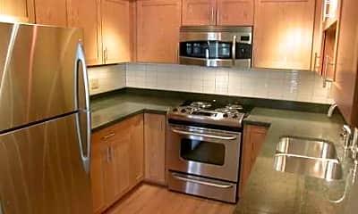 Kitchen, The Cedars, 0