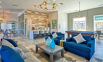 Clubhouse, Colony Point Apartments, 0