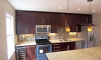 Kitchen, 1209 N Pitt St 3C, 1