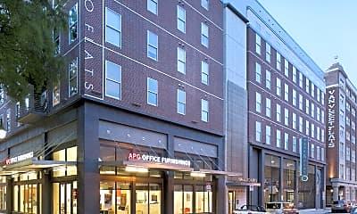 Building, Downtown Memphis Flats, 0
