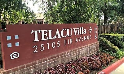 Telacu Villa, 1