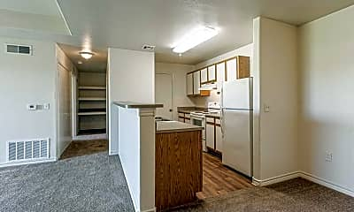 Kitchen, Tierra Antigua Apartment Homes, 1