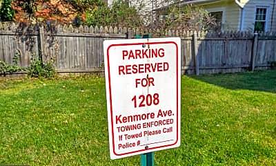 Community Signage, 1208 Kenmore Ave 4, 2