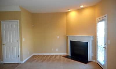 Living Room, 406 Briarwood Drive, 1